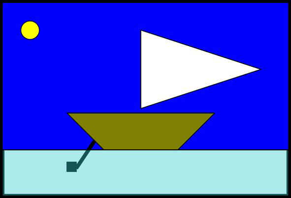 sailboat metaphor